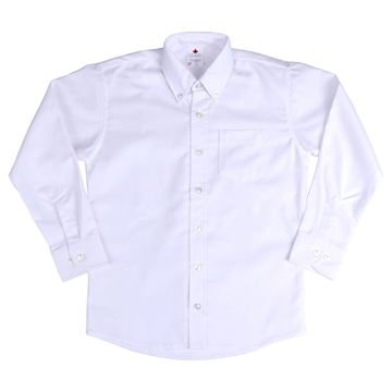 Picture of SHSH Dress Uniform Youth Oxford Shirt Long Sleeve