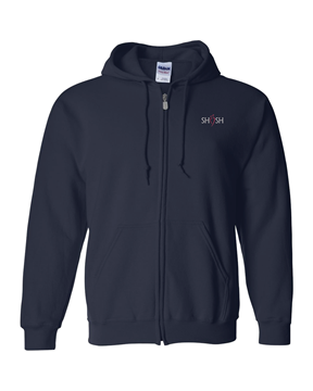 Picture of SHSH Daily Uniform Adult Full Zip Hoodie