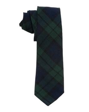 """Picture of SHSH Dress Uniform Blackwatch Tie 54"""" (Adult)"""