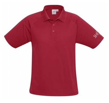 Picture of Fountain Daily Uniform Mens Polo